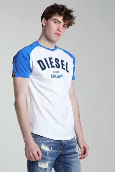 Wes Tee Nautical Blue