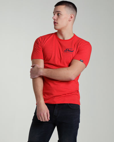 Mitchel T-Shirt Red