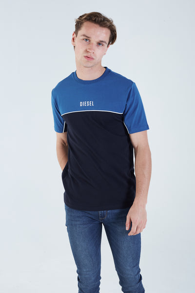 Guy Tee Snorkle Blue