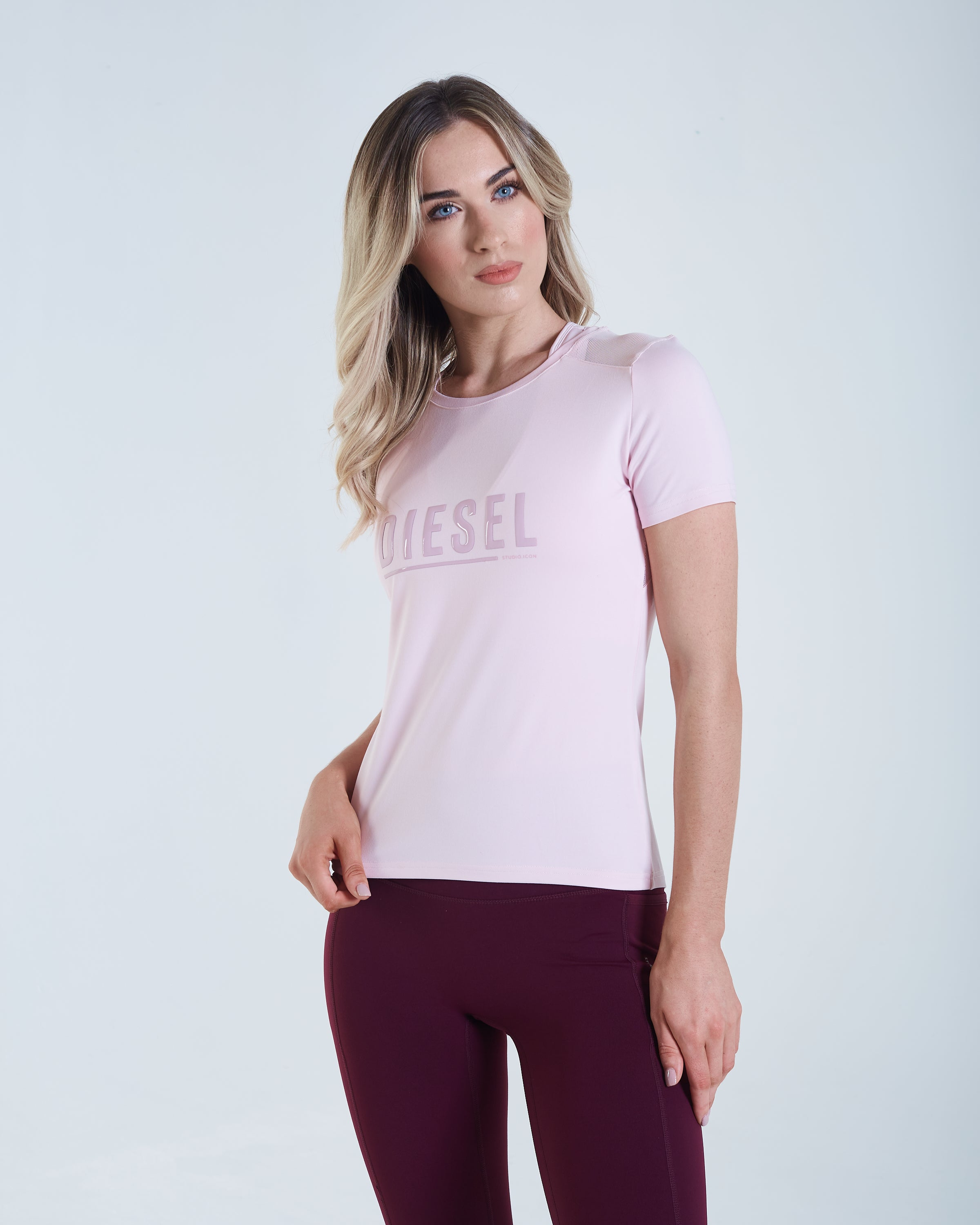 Twilight T-Shirt Chalk Pink