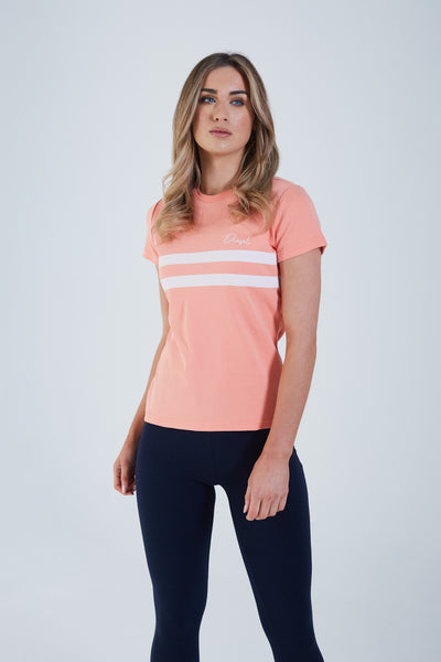 Luisa T-Shirt Peach Dream
