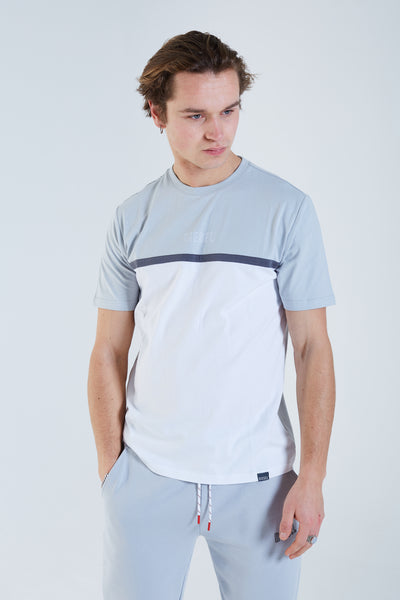 Karl Tee Supreme Light Grey