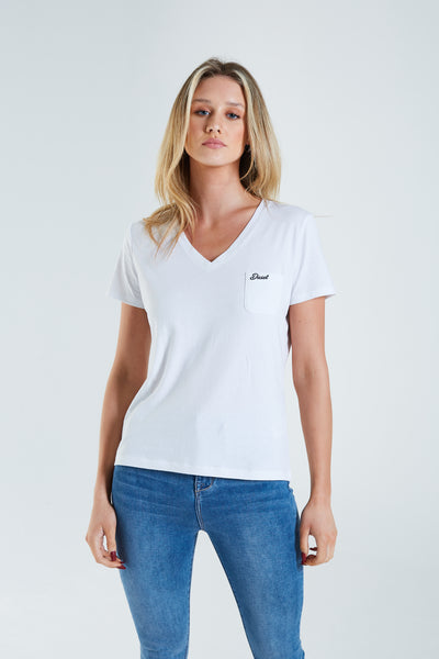 Orla T-Shirt Optic White