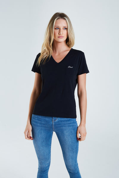 Orla T-Shirt Black