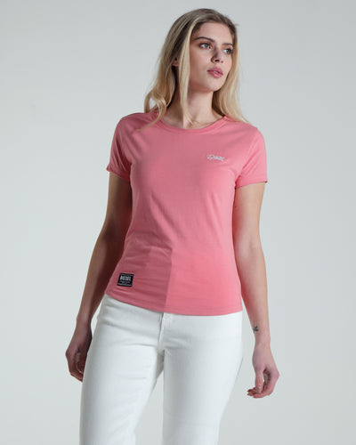 CLODA BASIC TEE NEW ROSE