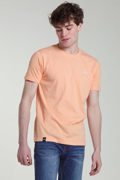 Basic Matt T-Shirt Coral