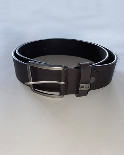 Yates Belt DARK BROWN