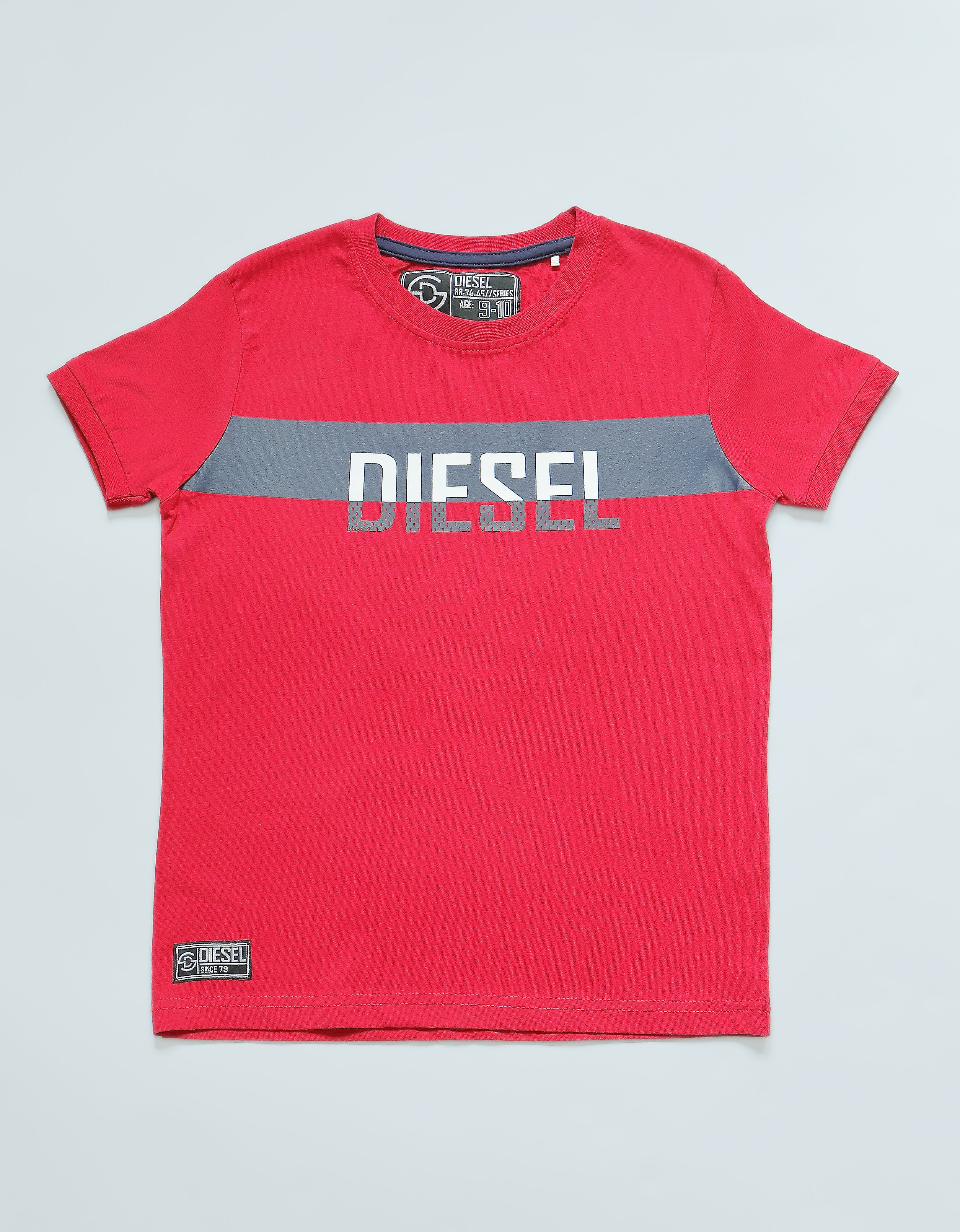 Dane Kids Tee Red
