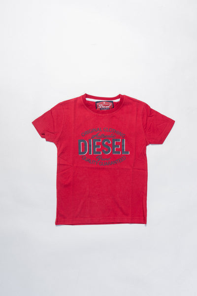 palmer tee red