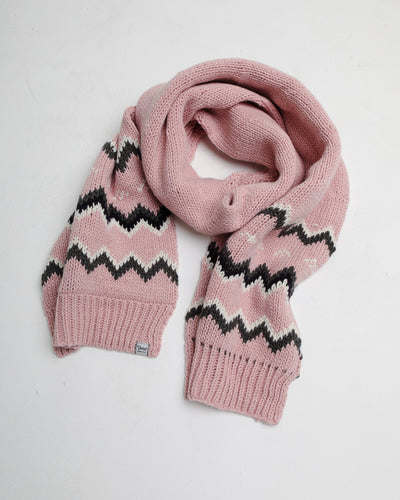 Allie Scarf Lotus Pink