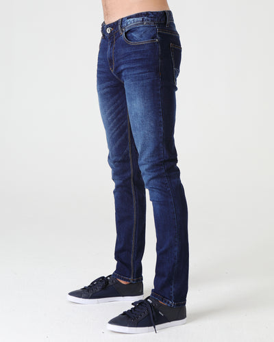 Palmer Slim Dark Blue