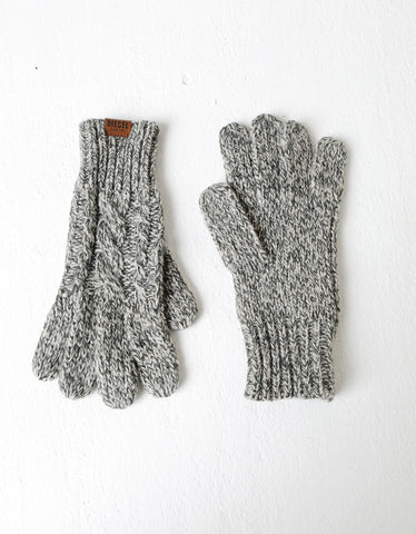 BRUCE GLOVES GLACIER GREY