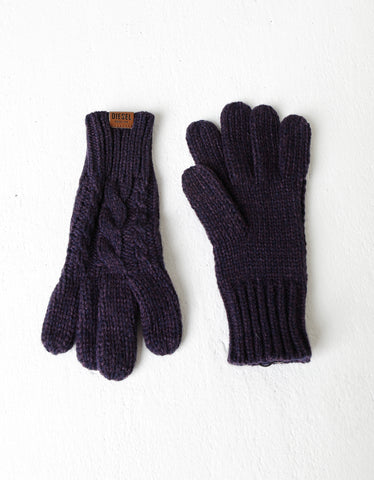 BRUCE GLOVES BLACK CHERRY