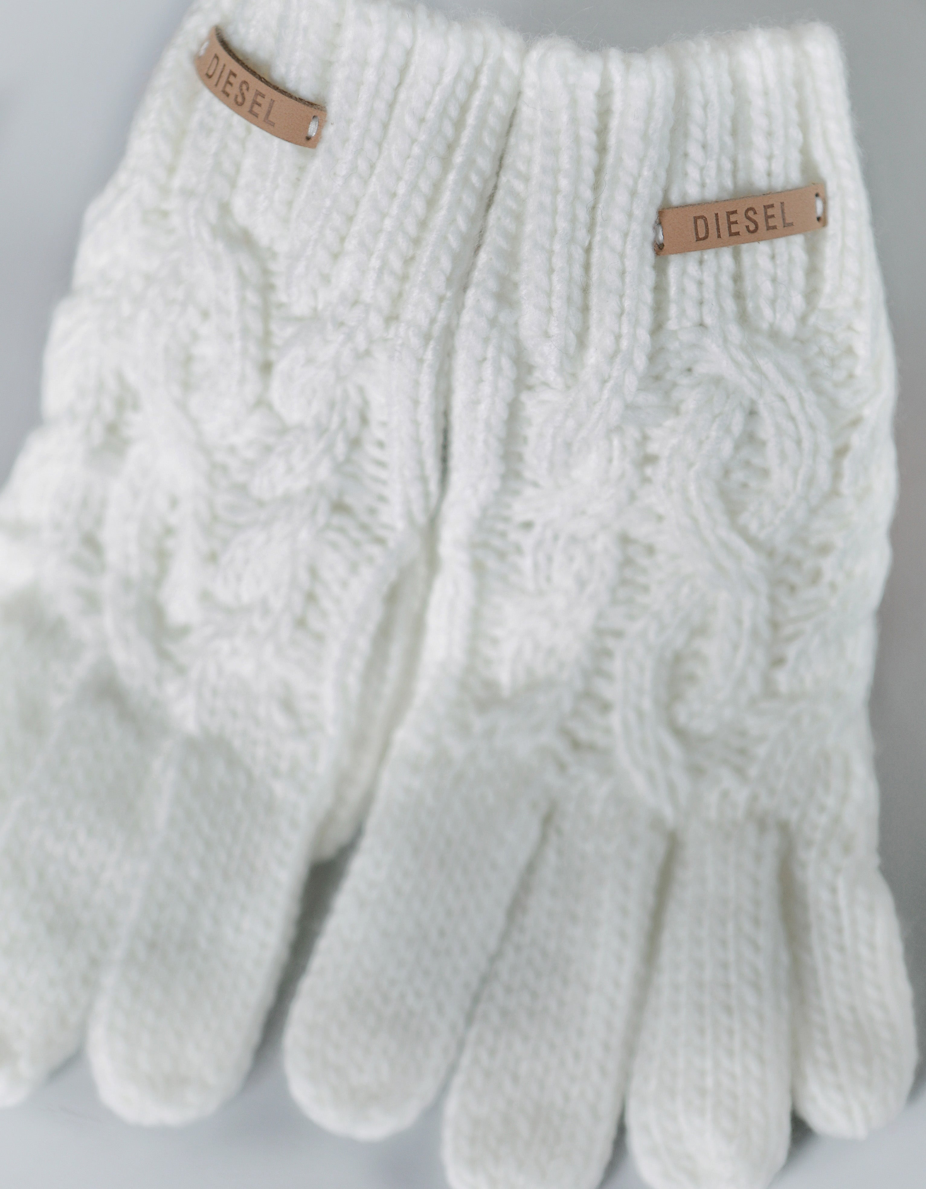 Evie Gloves Ivory