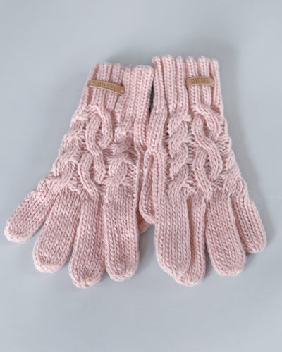 Evie Gloves Pink