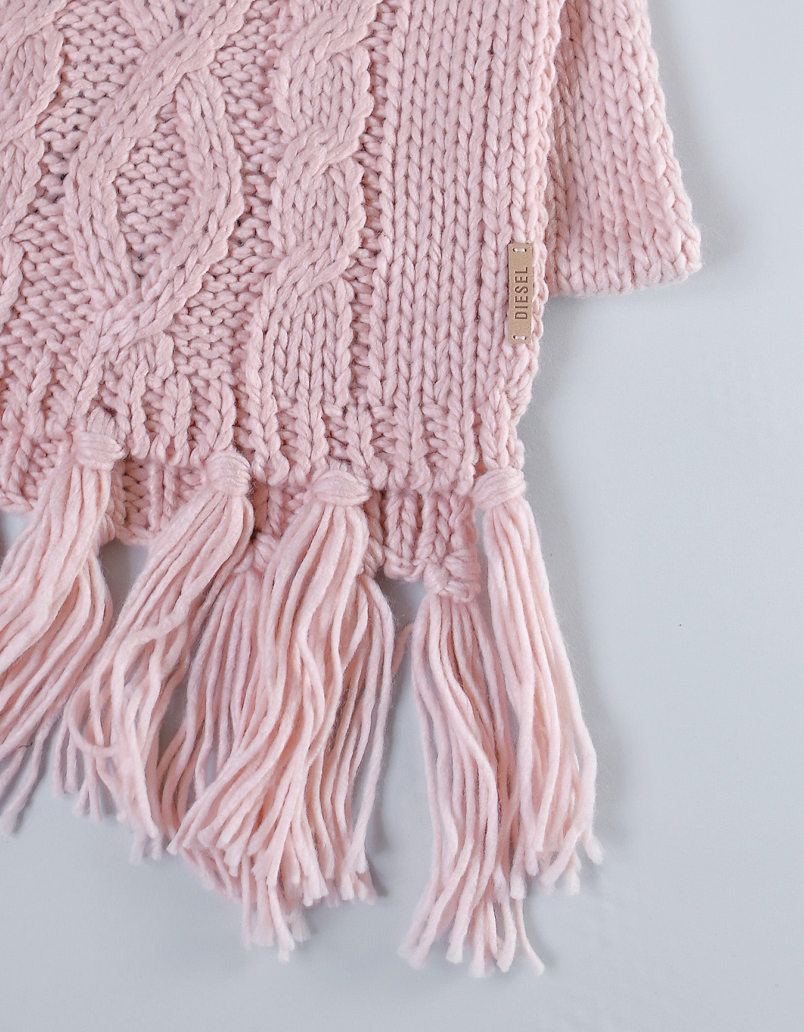 Evie Scarf Pink