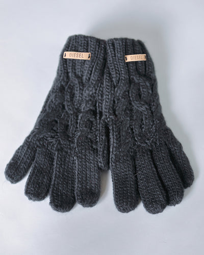 Evie Gloves Black