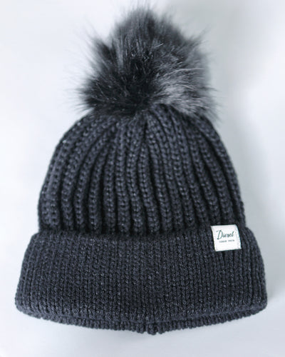 Kai Hat Black