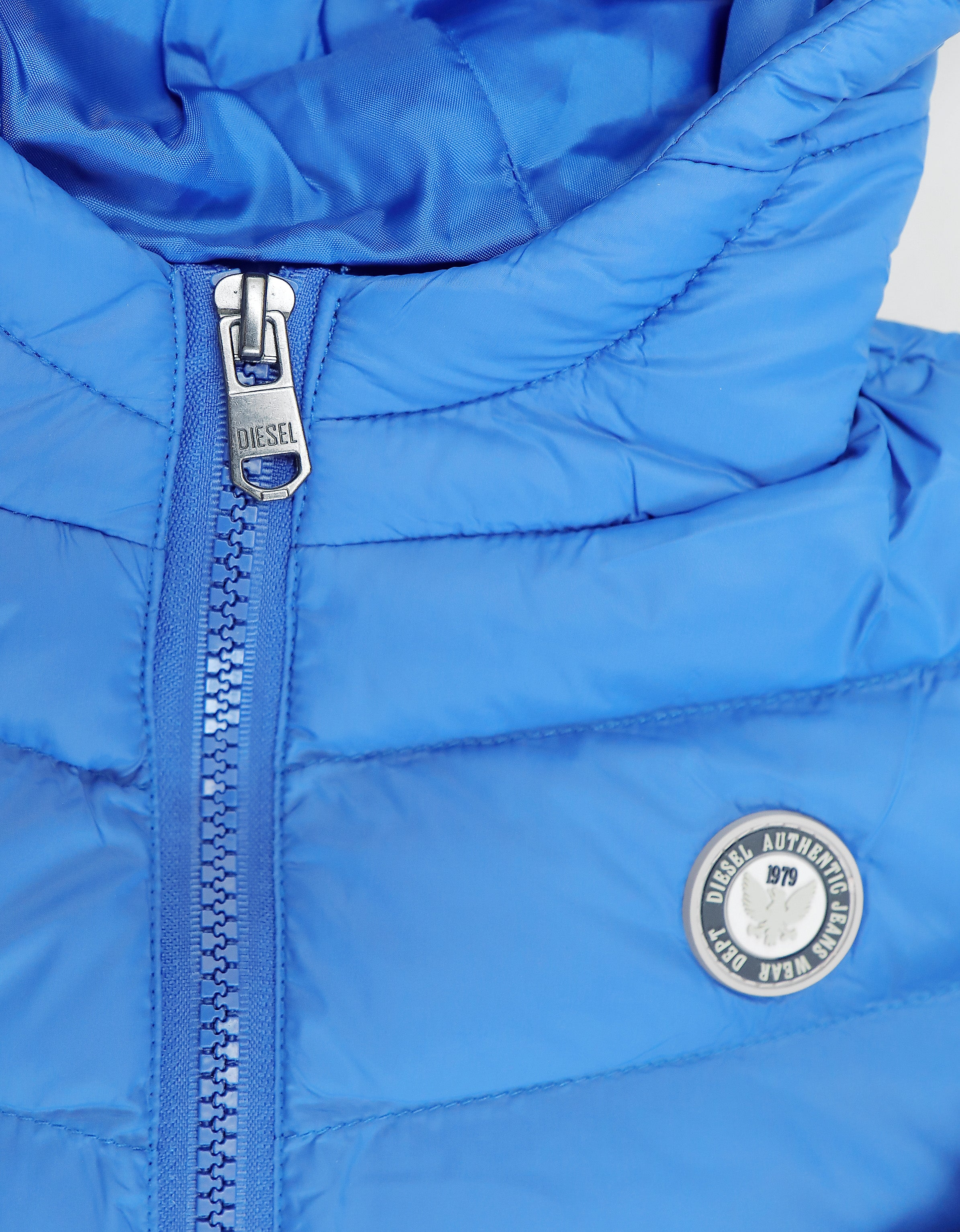 Spencer Puffa Jacket Blue
