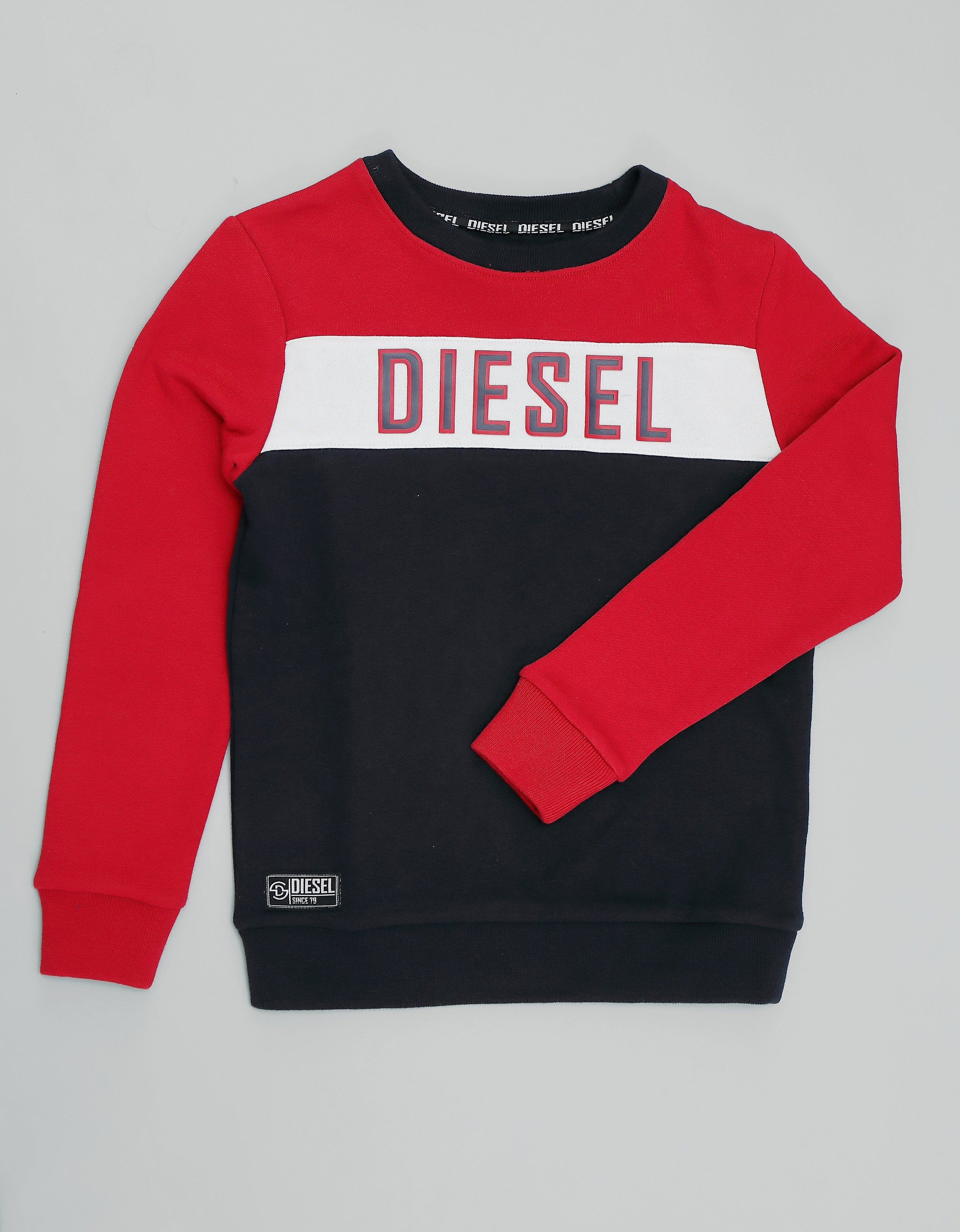 Earl Sweater Red