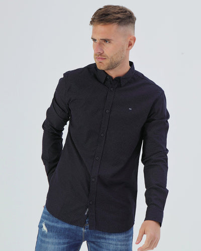 Herman Shirt Navy