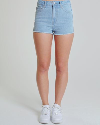 Megan Shorts Light Blue
