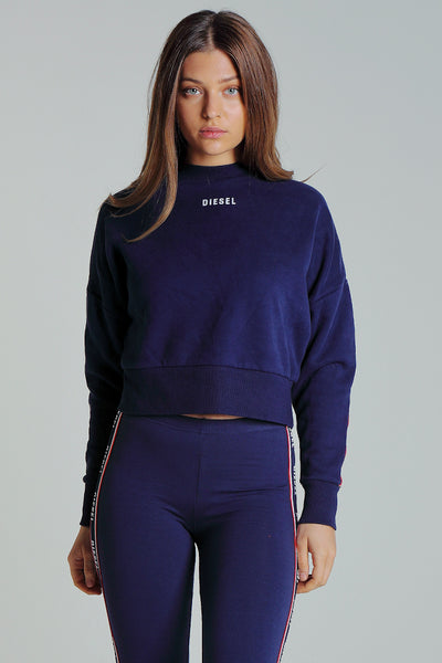dante sweater med blue