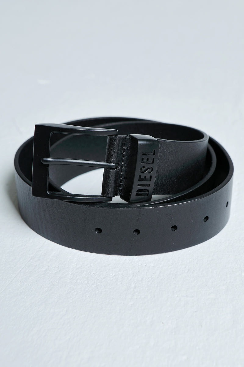 LENNON MEN'S BELT BLACK