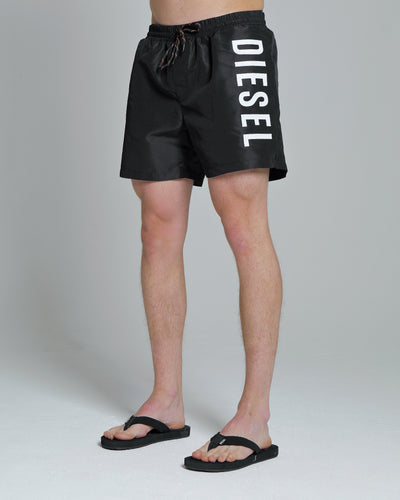Harris Swim Shorts Black