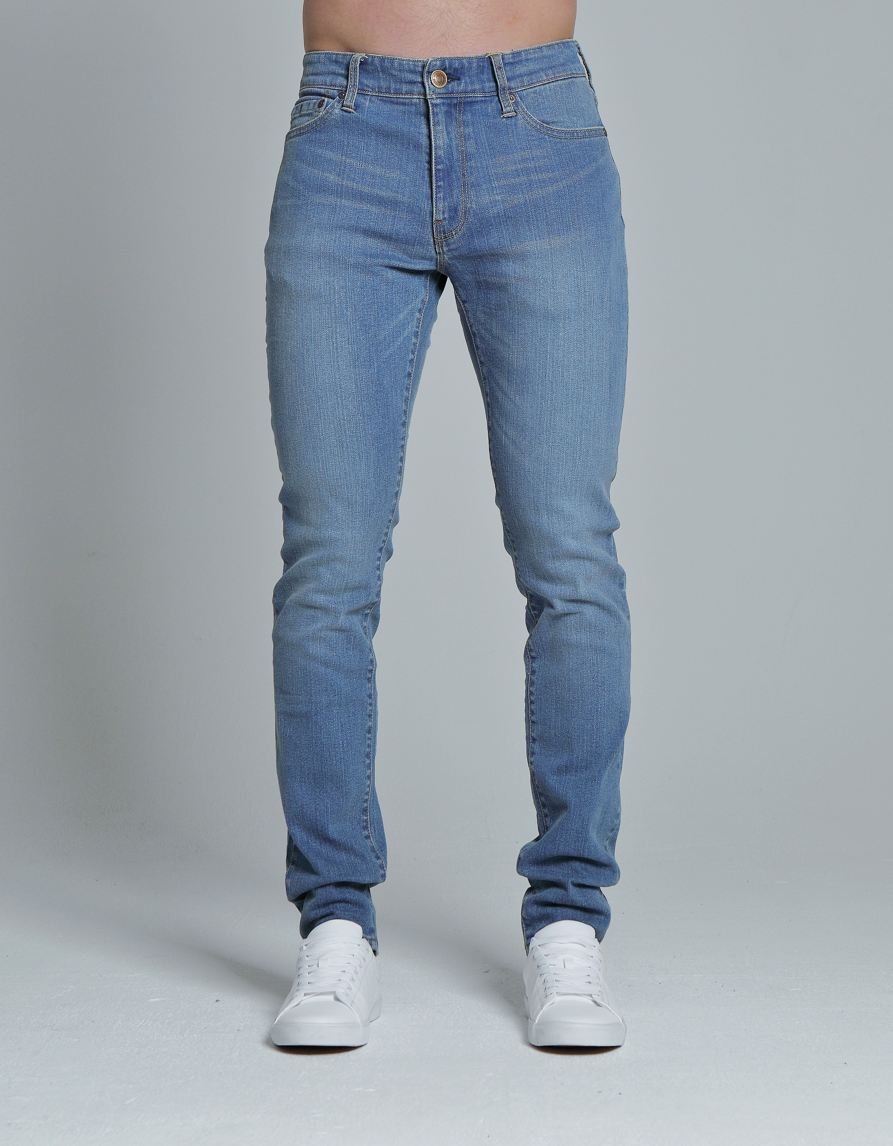 Zack Slim Blue Wash