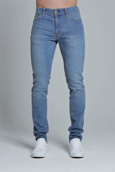 zack slim fit blue wash