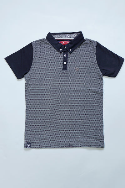 Bromley Polo Navy