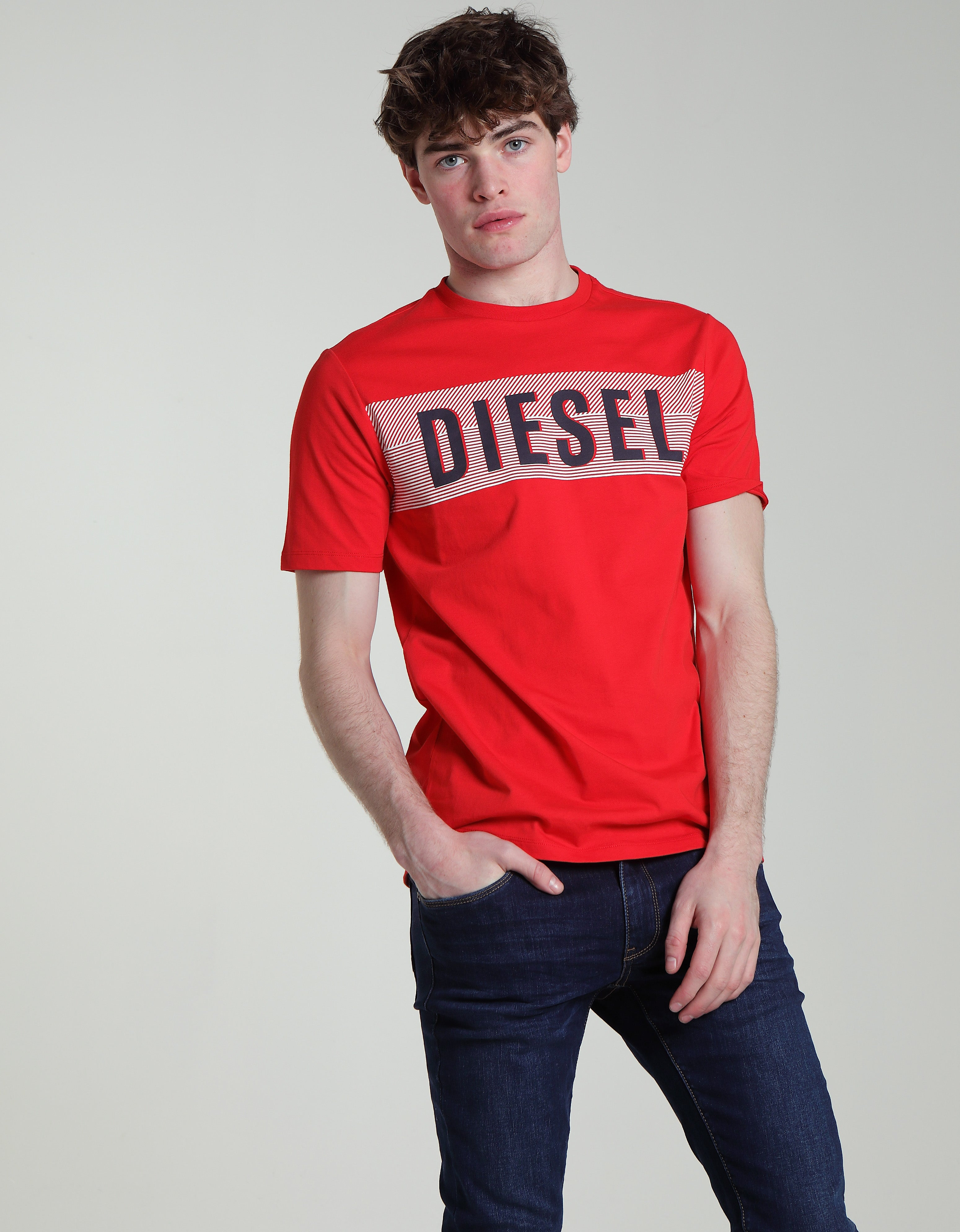 Lorenzo Tee Red