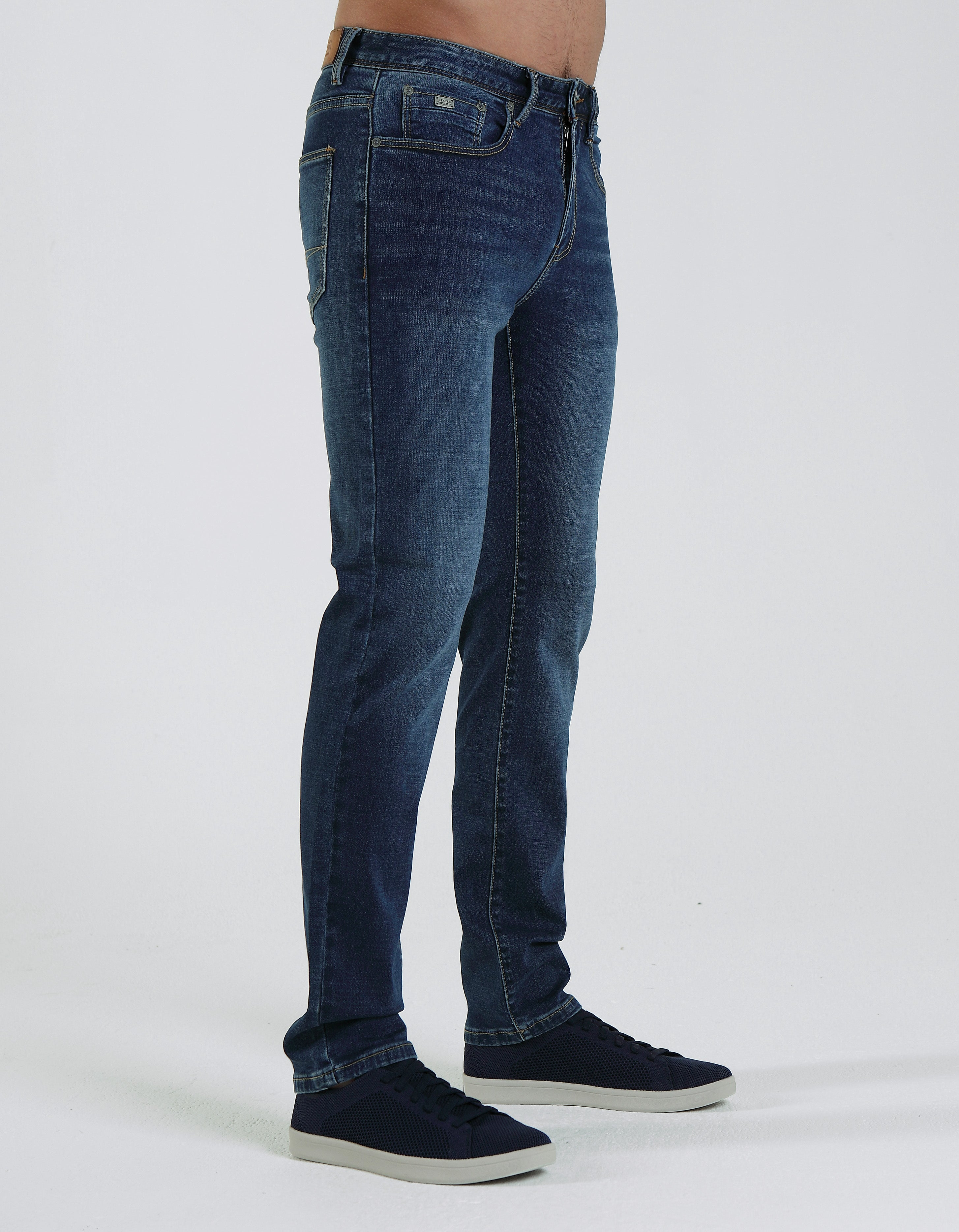 Harris Tapered Medium Blue