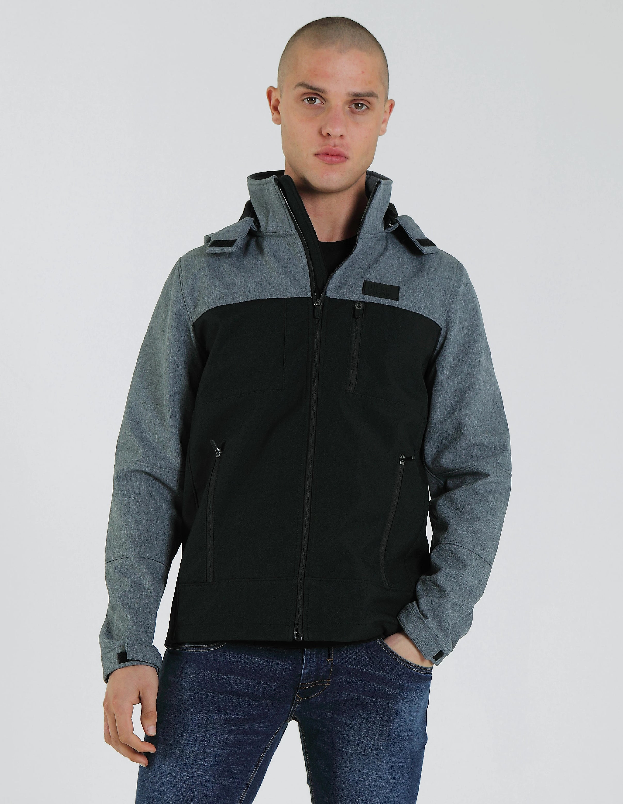 Oren Jacket Gravel