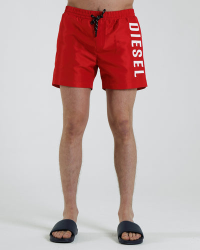 Harris Swim Shorts Red
