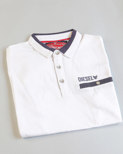 IRVING POLO WHITE