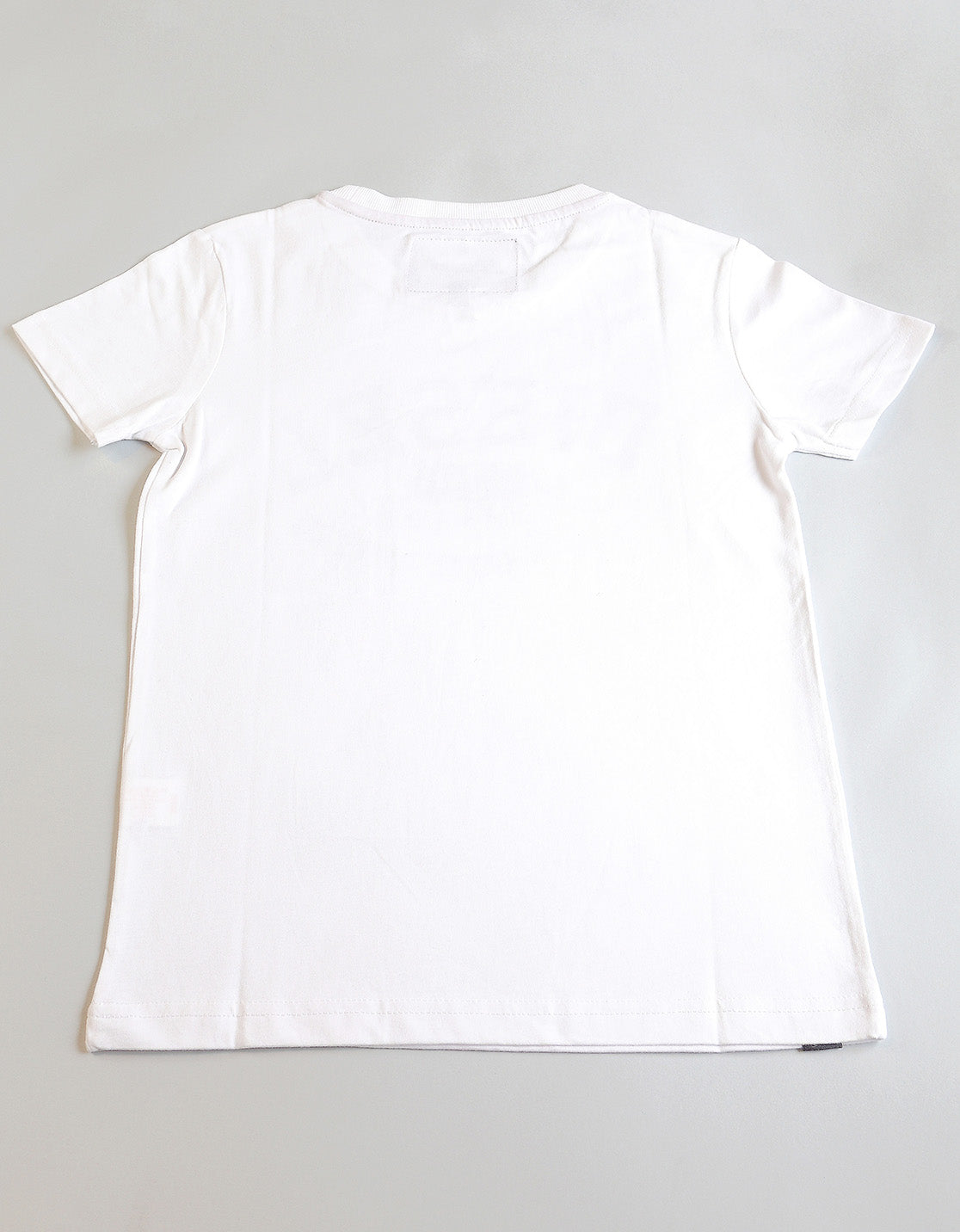 TRIGG TEE OPTIC WHITE