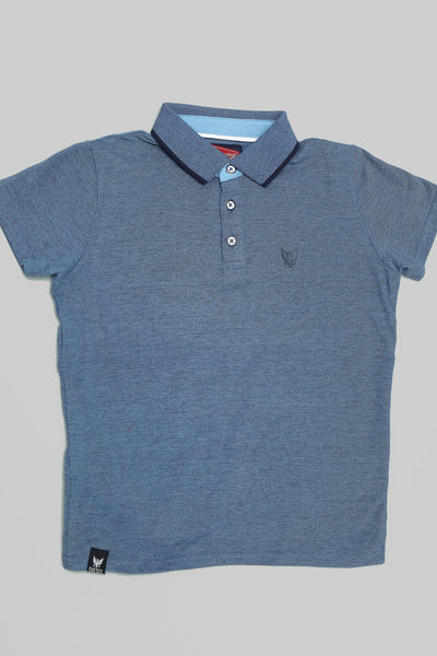 Leslie Polo Blue