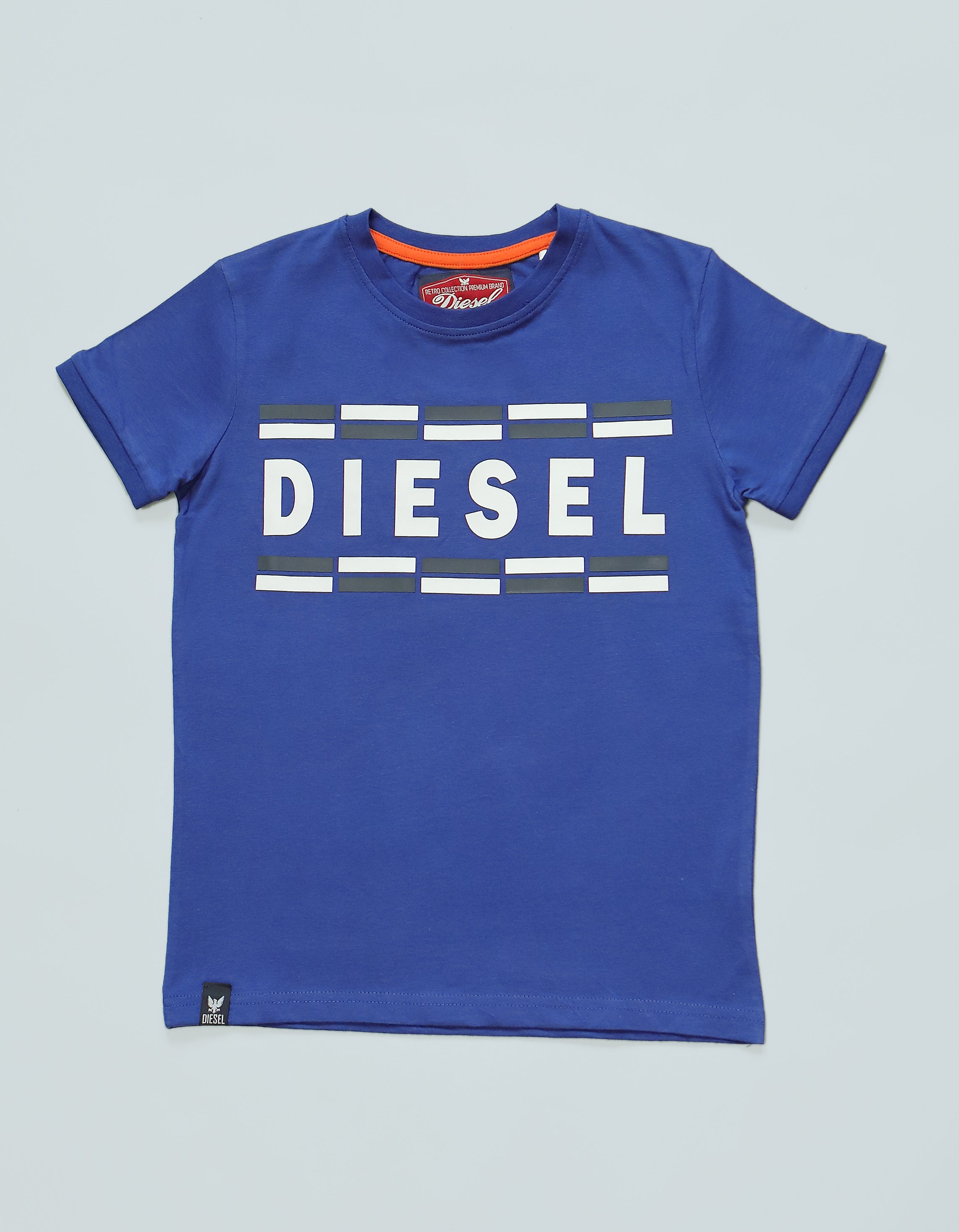 Perry Boys Tee Cobalt