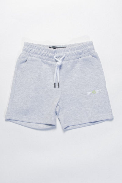 victor shorts light marl grey