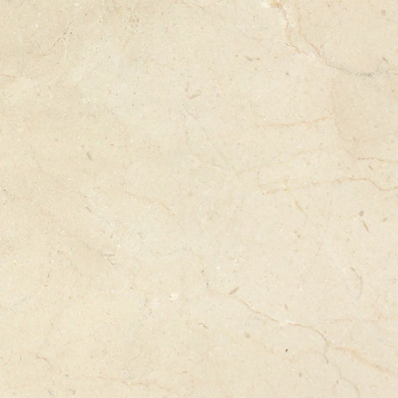 12 x 12 Honed Crema Marfil Marble Tile - Premium - Tilephile