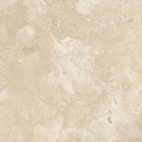 12 x 12 Honed Durango Travertine Tile - Standard