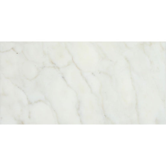 12 x 24 Honed Calacatta Gold Marble Tile - Tilephile