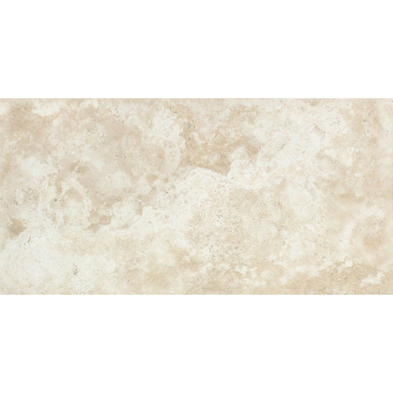 12 x 24 Honed Durango Travertine Tile - Premium - Tilephile
