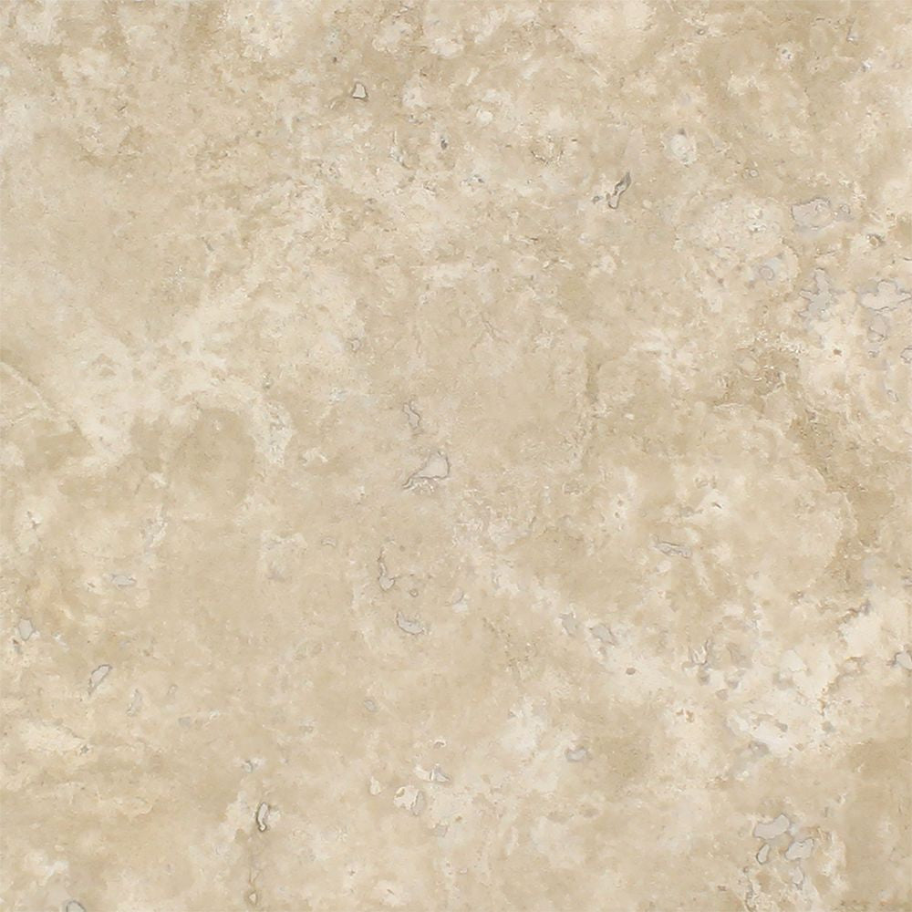 16 x 16 Honed Durango Travertine Tile Sample - Tilephile