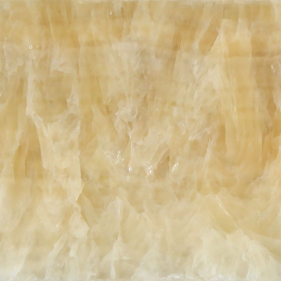 18 x 18 Polished Honey Onyx Tile