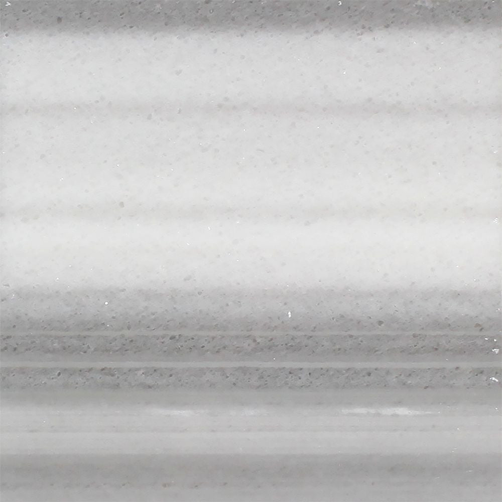 18 x 18 Polished Mink (Marmara) Marble Tile Sample - Tilephile