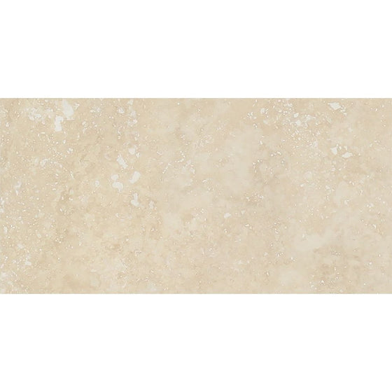 3 x 6 Honed Ivory Travertine Tile - Tilephile