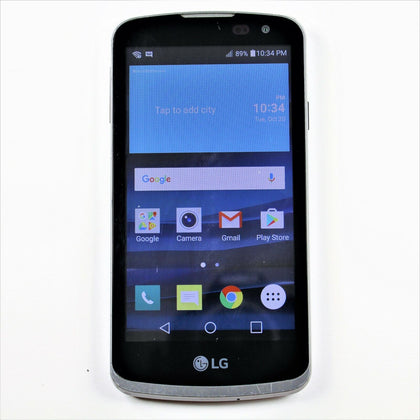 LG Spree K120 Cricket Wireless LG-K120 8 GB Smart phone Fast  Shipping